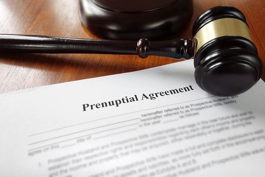 Prenuptial Agreementsshould I Sign On The Dotted Line Melone Law